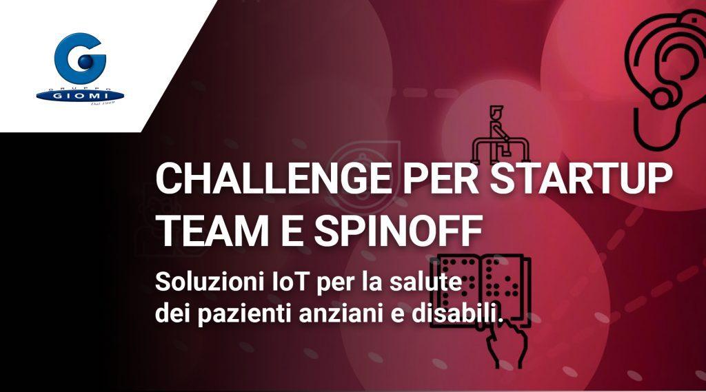 Open Innovation Challenge Di Giomi Per Il Benessere Dei Pazienti Lazio Innova Ig Com
